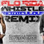 flo rida whistle dj reidiculous remix