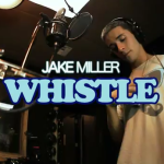 jake miller whistle remix