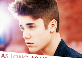 Justin Bieber – As Long As Love Me