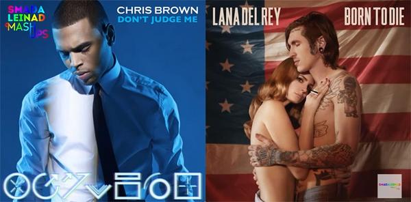 Chris Brown vs Lana Del Rey – Born To Judge