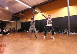 Michael Jackson – Dangerous (Keone & Mariel Madrid Choreography)