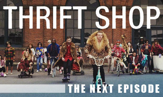 Macklemore VS Dr. Dre & Rasmus Hedegaard – The Next Episode in the Thrift Shop (Mashup Remix)