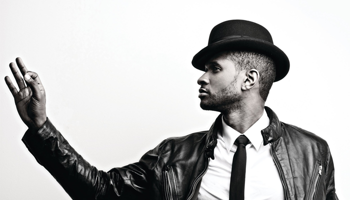 Usher, Special Features, Cedric Gervais, Borgore – Usher's Special