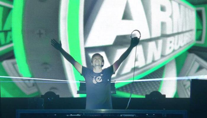 Heineken Experiment Featuring Armin Van Buuren