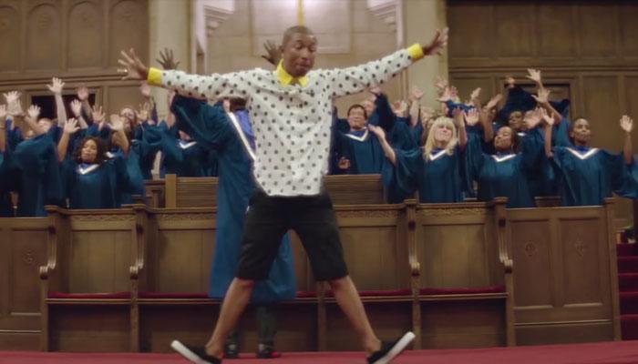 Top 10 Pharrell Happy Remixes